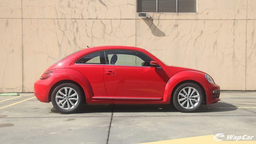 2018 Volkswagen Beetle 1.2 TSI Sport Exterior 004