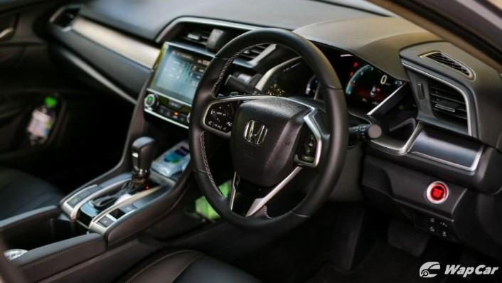 2018 Honda Civic 1.5TC Premium Interior 002