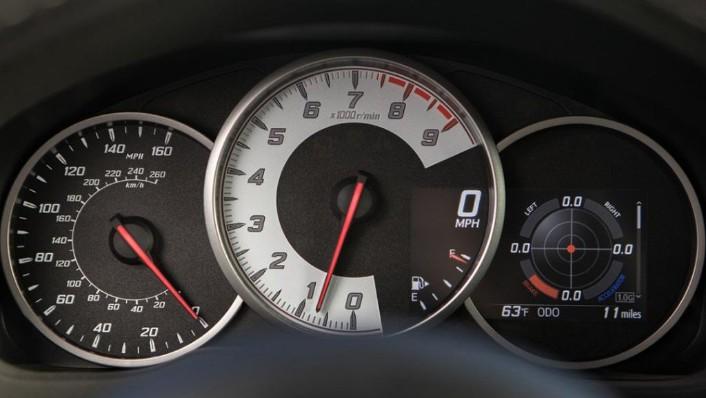 Toyota 86 (2019) Interior 006