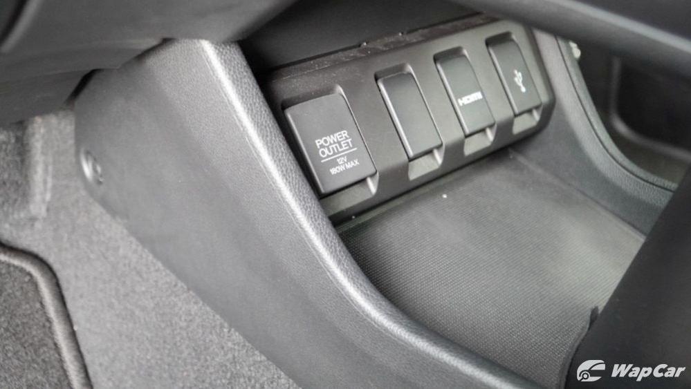 2019 Honda HR-V 1.8 RS Interior 058