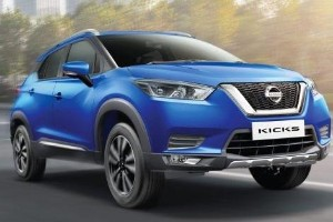 India's Nissan Kicks gets a 1.3L Mercedes-Benz engine, 158 PS/254 Nm