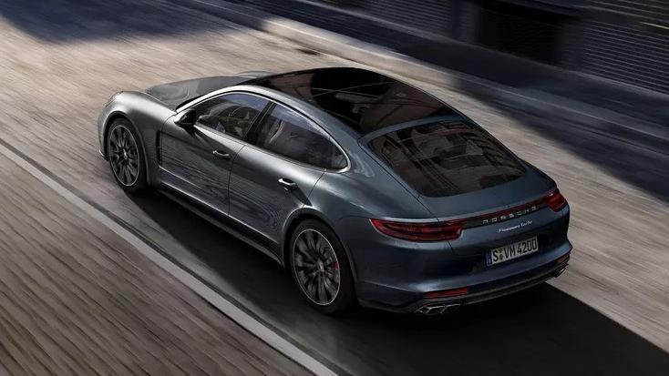 Porsche Panamera Turbo(2019) Exterior 007