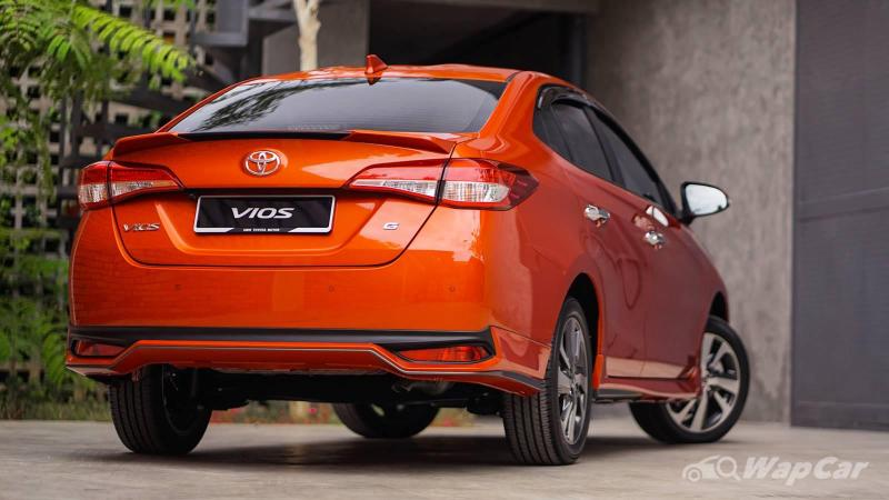 Prices announced for 2021 Toyota Vios facelift - from RM ...