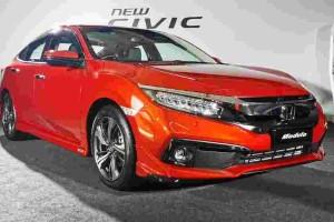 2020 Honda Civic (FC) facelift  - new vs old specs, what's new?