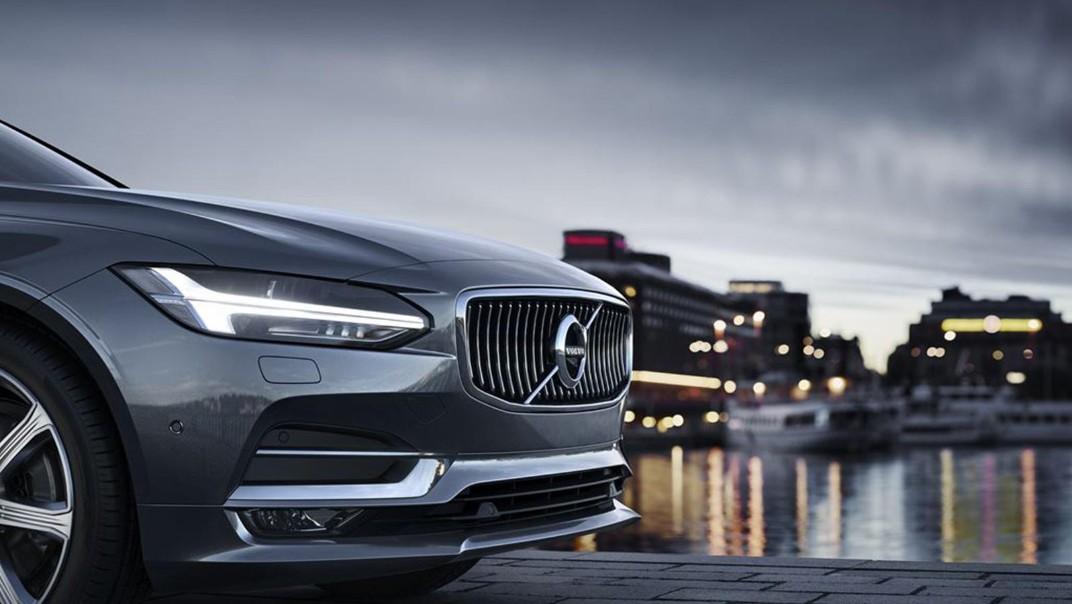 2020 Volvo S90 Exterior 005