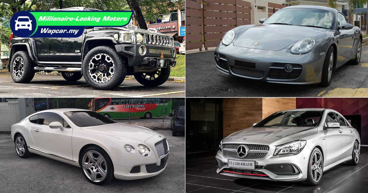 8 millionaire-looking cars for under RM 200k 01