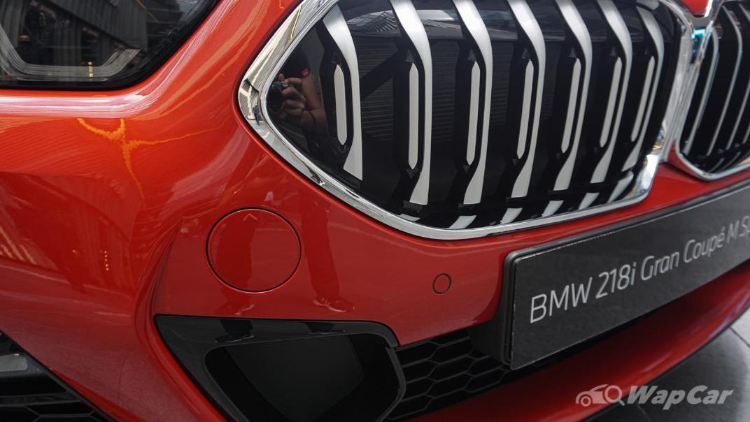 2020 BMW 2 Series 218i Gran Coupe Exterior 041