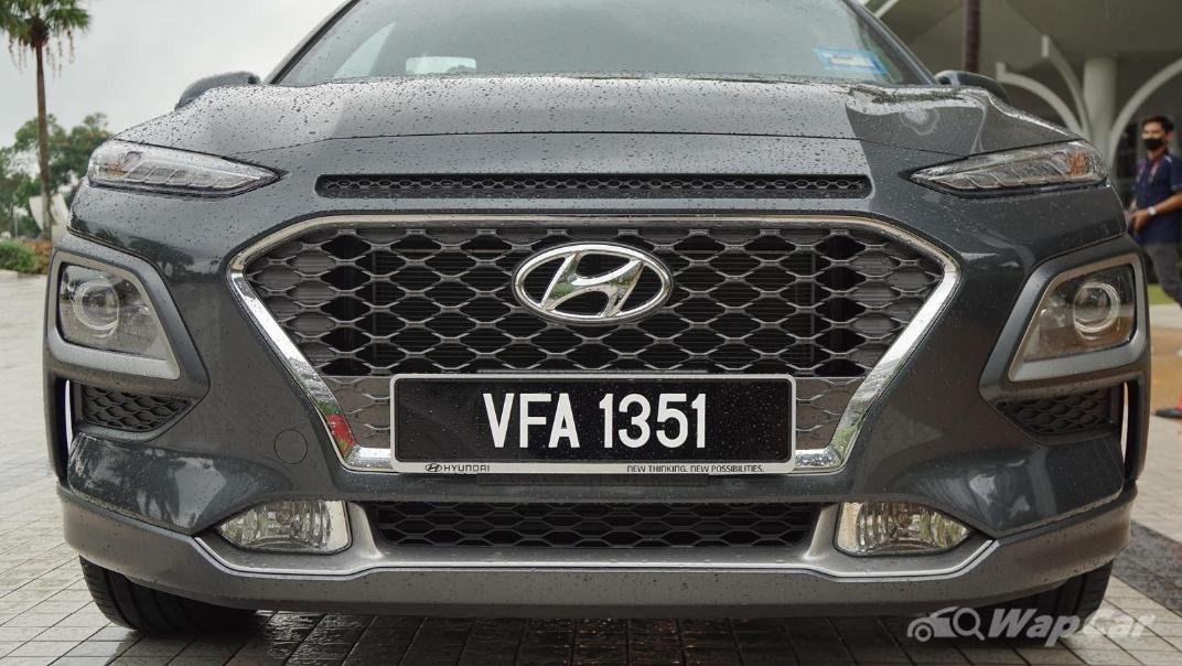 2020 Hyundai Kona 2.0 Standard Exterior 010