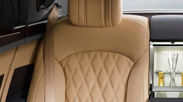 Bentley Mulsanne (2017) Interior 008