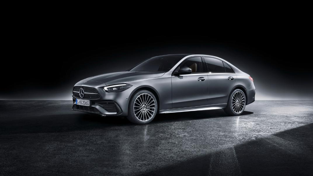 2021 Mercedes-Benz C-Class W206 Upcoming Version Exterior 001