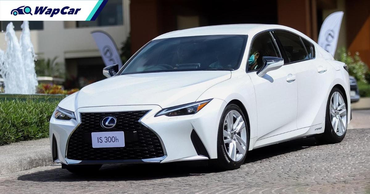 New 2021 Lexus IS: Now in Vietnam and 4 other ASEAN countries, but not Malaysia 01