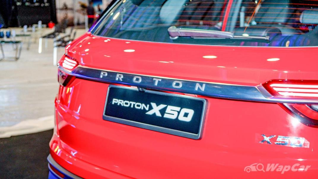 2020 Proton X50 1.5T  Flagship Exterior 079