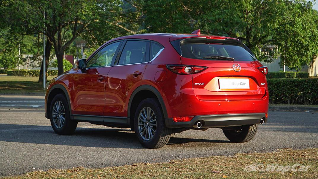 2019 Mazda CX-5 2.0L High SKYACTIV-G Exterior 008