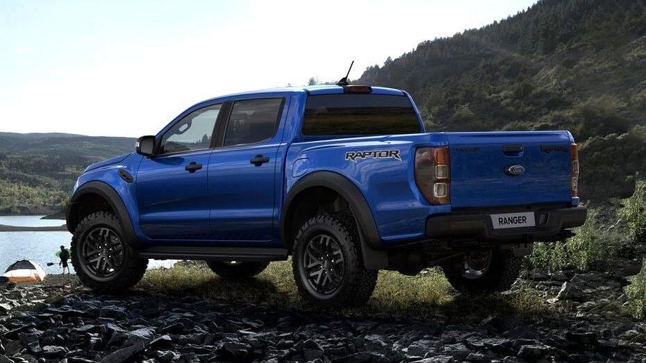 Ford Ranger (2019) Exterior 008