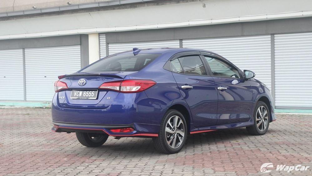 2019 Toyota Vios 1.5G Exterior 032