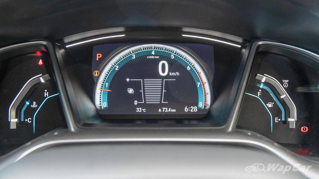 2020 Honda Civic 1.5 TC Premium Interior 011