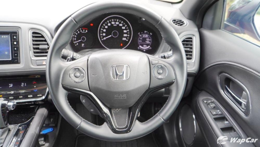 2019 Honda HR-V 1.8 RS Interior 004