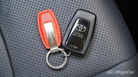 2020 Toyota Corolla Altis 1.8E Exterior 007