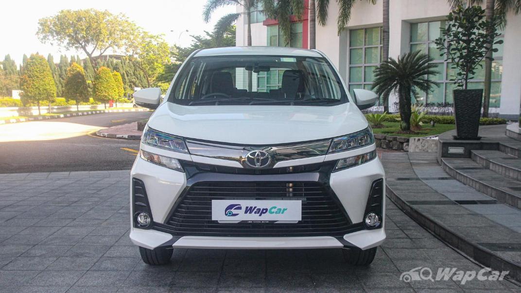 2019 Toyota Avanza 1.5S+ Exterior 002