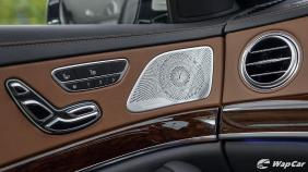 2018 Mercedes-Benz S-Class S 450 L AMG Line Exterior 003