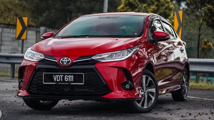 2021 Toyota Yaris 1.5G Exterior 007