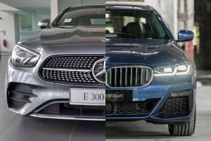 2021 BMW 5 Series vs 2021 Mercedes-Benz E-Class in Malaysia, which is best?