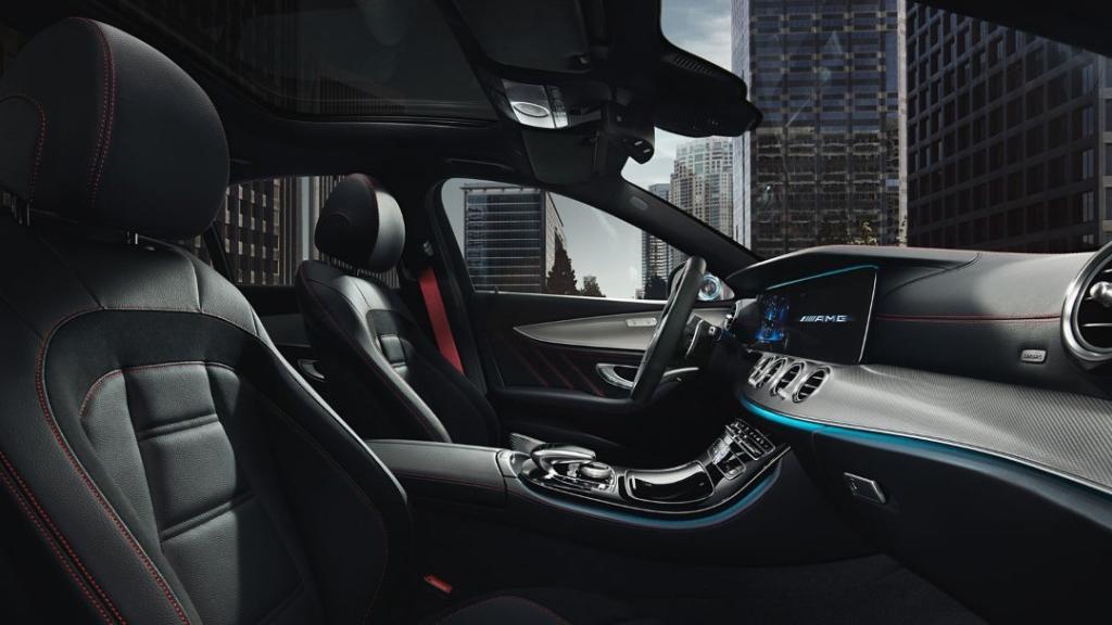 Mercedes-Benz AMG E-Class (2019) Interior 014