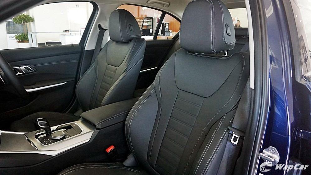 2020 BMW 3 Series 320i Sport Interior 127