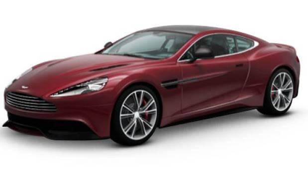 Aston Martin Vanquish (2018) Others 007