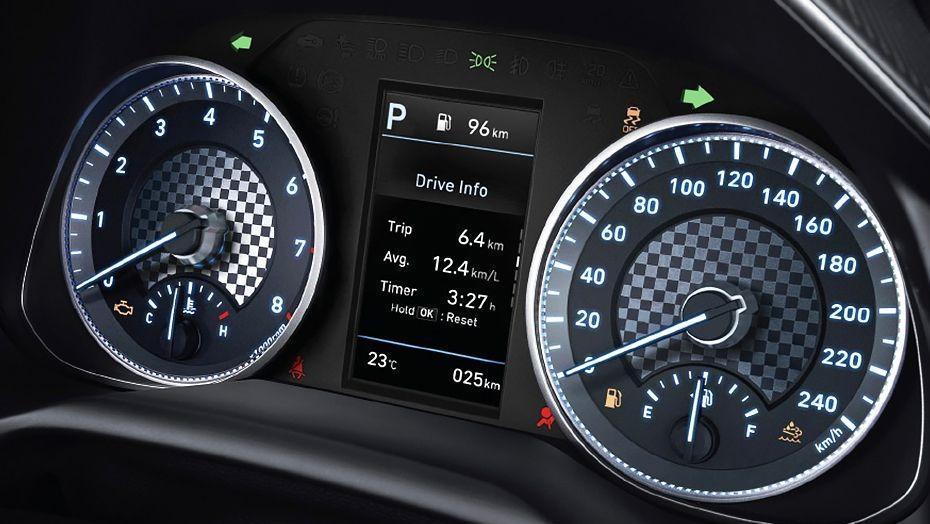 Hyundai Elantra (2018) Interior 007