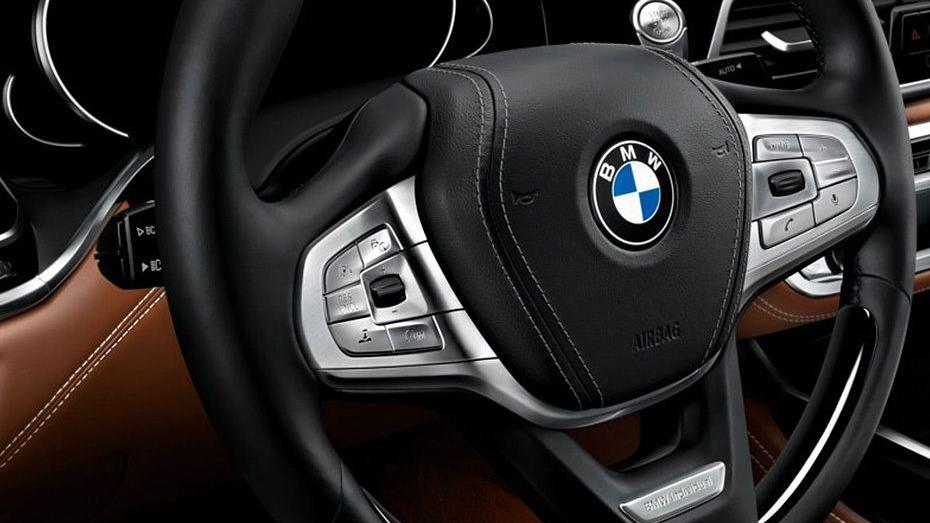 BMW 7 Series (2019) Interior 002
