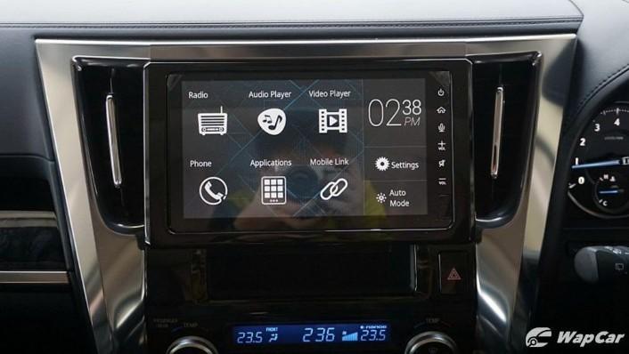 2020 Toyota Vellfire 2.5 Interior 009