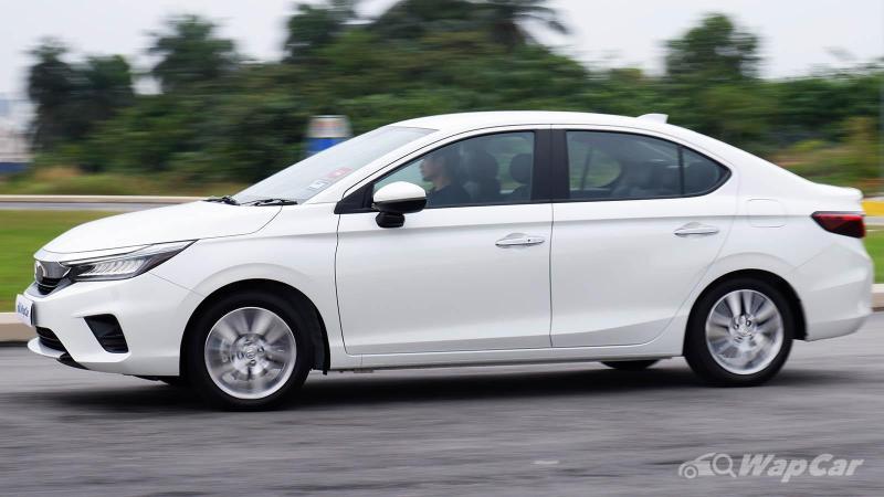 "Honda City wins ASEAN NCAP ""Consistent 5-star Award"", safer than Vios? 02"