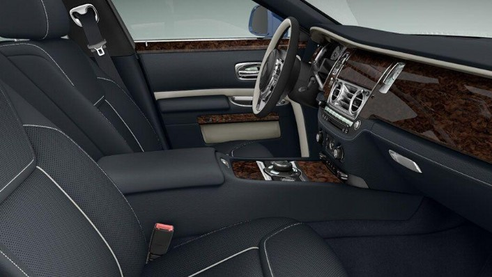 2010 Rolls-Royce Ghost Ghost Interior 007