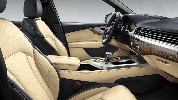 Audi Q7 (2019) Interior 005