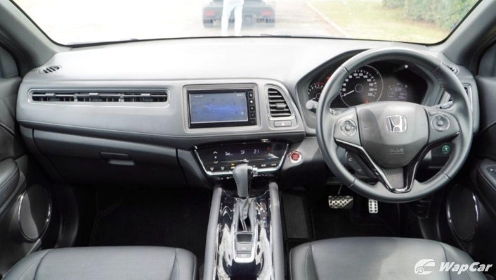 2019 Honda HR-V 1.8 RS Interior 001