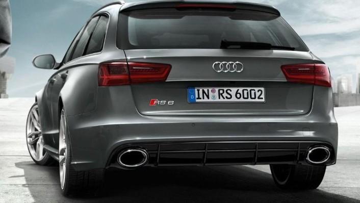 2020 Audi RS6 Avant Exterior 002
