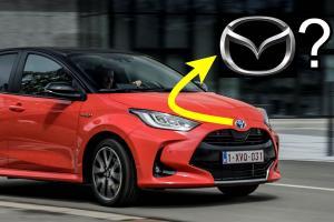 抱歉了Mazda车迷,不会有新的Mazda 2,欧洲市场将采用换标Toyota Yaris