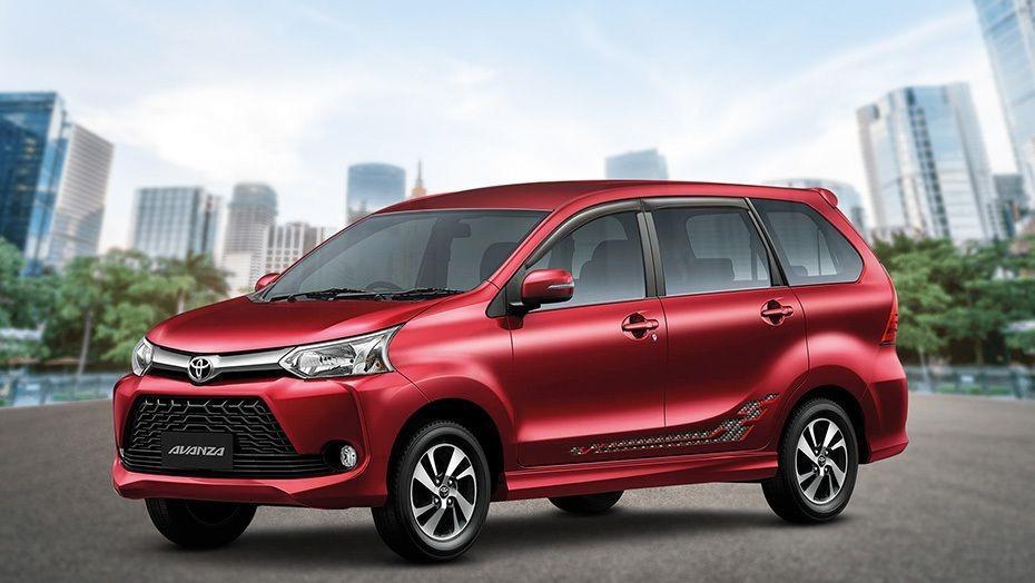 Toyota Avanza (2019) Exterior 001