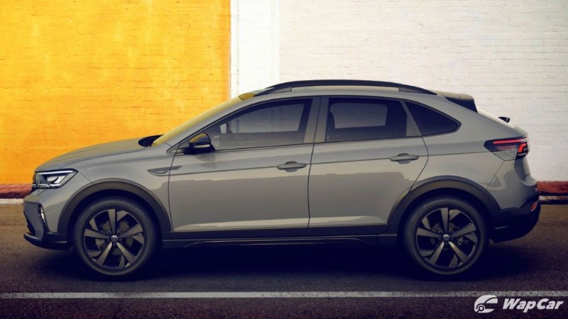 Volkswagen Nivus debuts, would Malaysians want a Polo-based coupe-SUV? 02