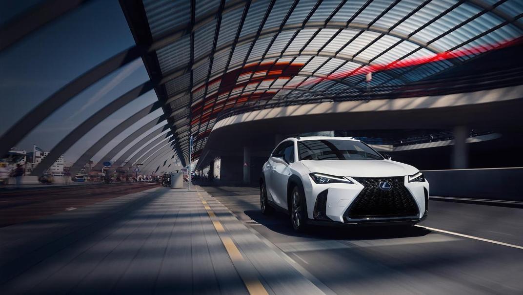 2020 Lexus UX Exterior 008