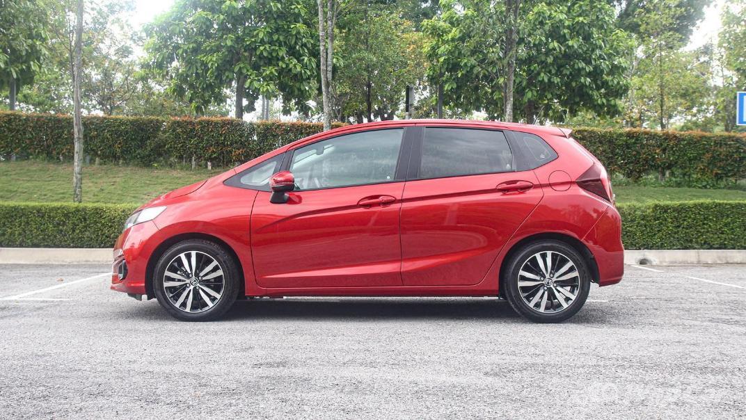 2019 Honda Jazz 1.5 V Exterior 008