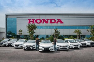 Honda Malaysia to hit 900,000 cumulative unit sales, giving away nine cars