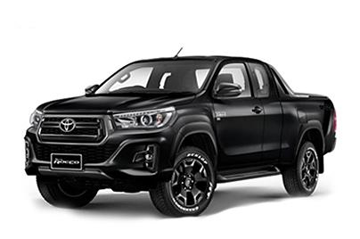 2018 Toyota Hilux Double Cab 2.4G AT 4x4 (IMP)