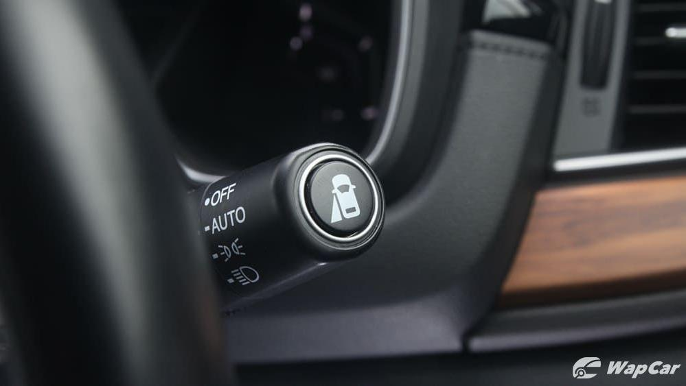 2019 Honda CR-V 1.5TC Premium 2WD Interior 006