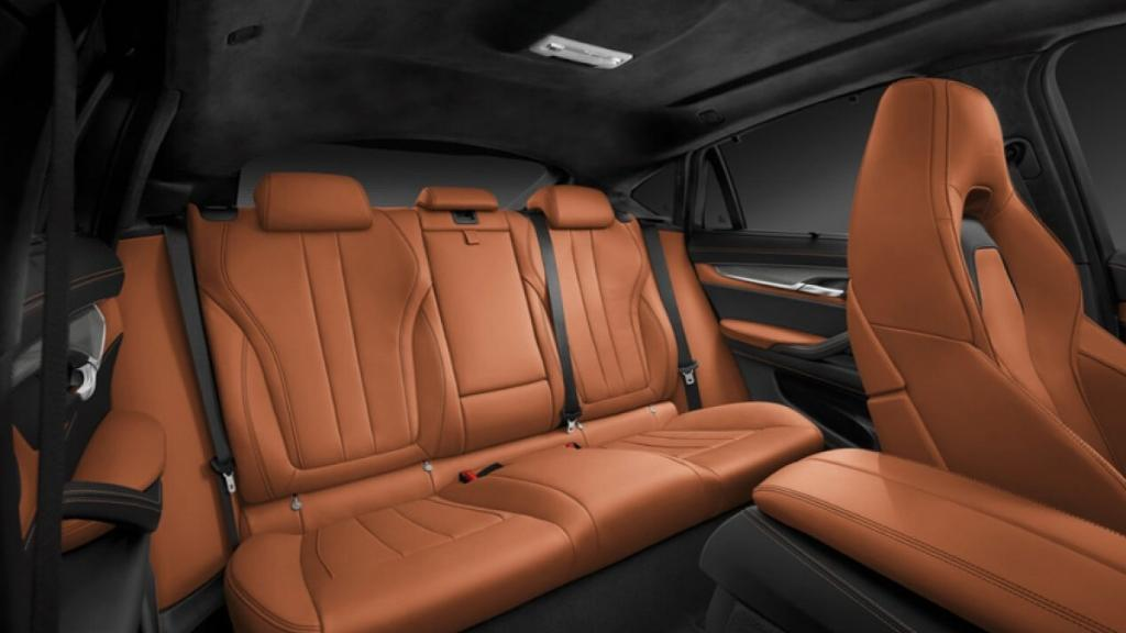 BMW X6 M (2019) Interior 007