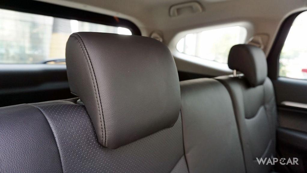 Perodua Aruz (2019) Interior 035