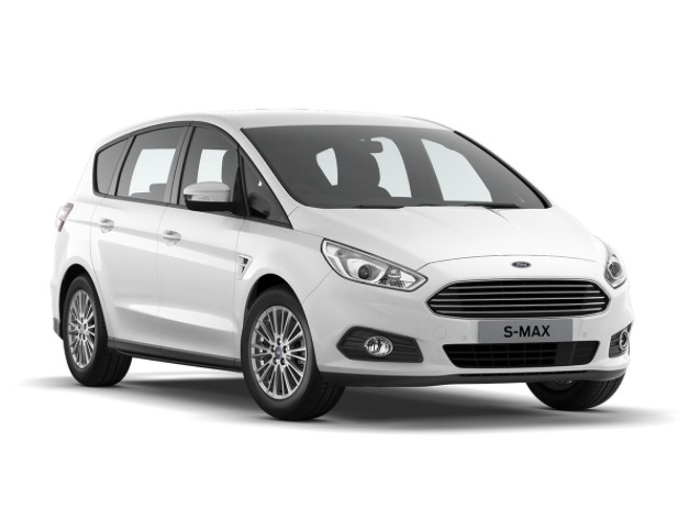 Ford S-MAX (2017) Exterior 006