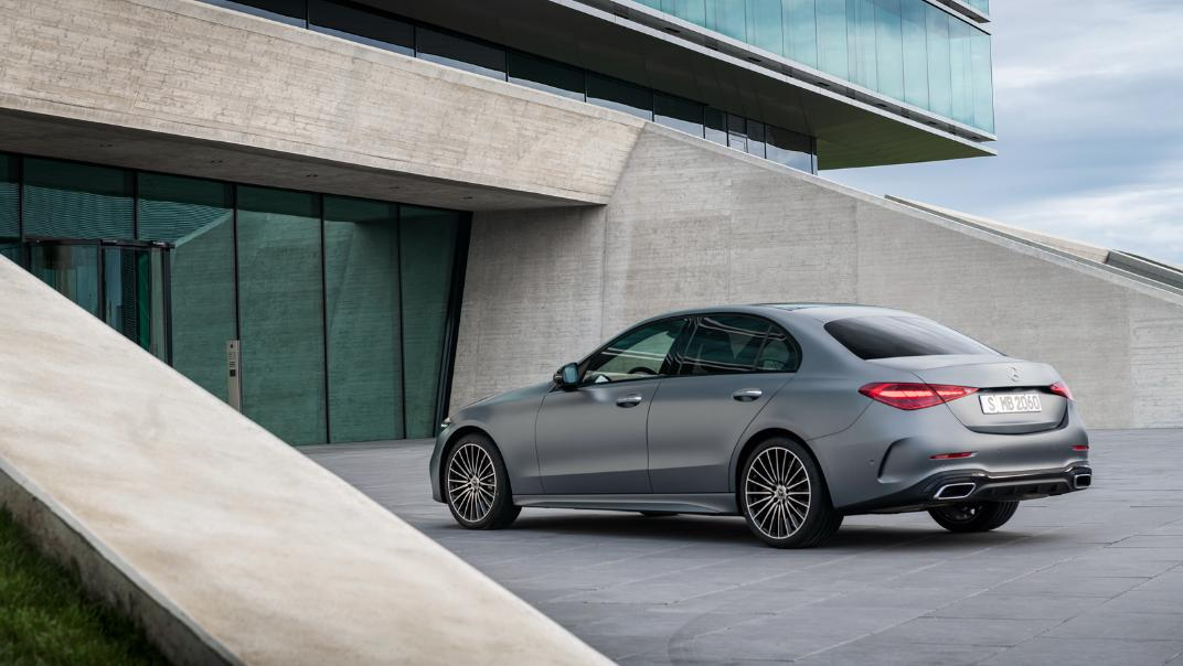 2021 Mercedes-Benz C-Class W206 Upcoming Version Exterior 037