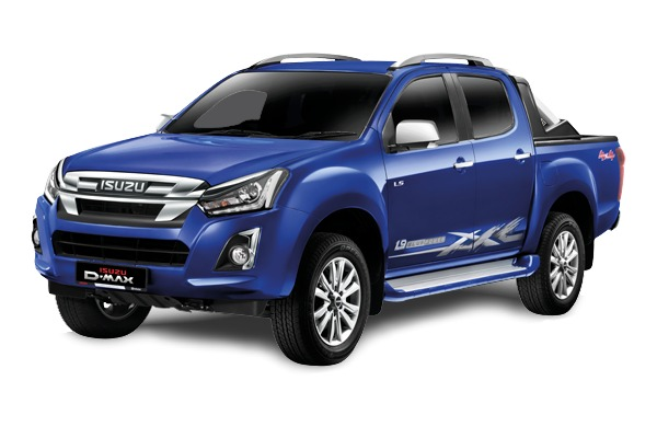 2019 Isuzu D-MAX 1.9L 4x2 MT Low-Ride